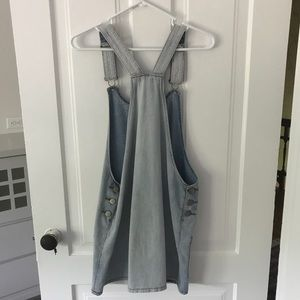 Urban Outfitters Dresses - URBAN OUTFITTERS overall dress
